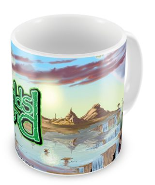 Worlds End 11oz Mugs - Series 01 © Wizards Keep