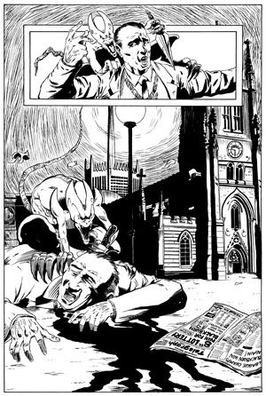 Dark Crusade Issue 1 Page 3