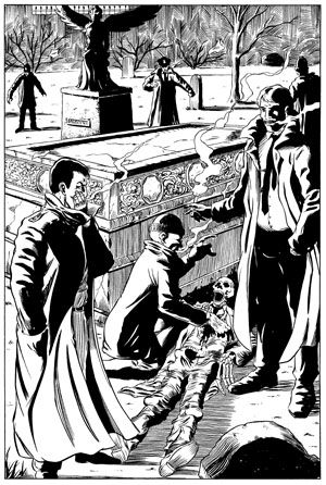 Dark Crusade Issue 2 Page 1