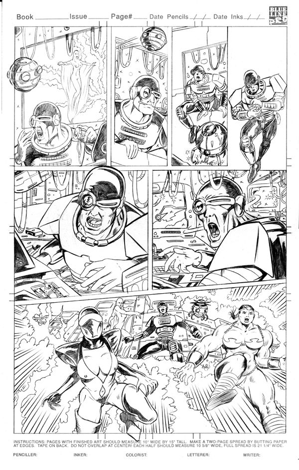 Feed Americas Children Charity Page Pencils