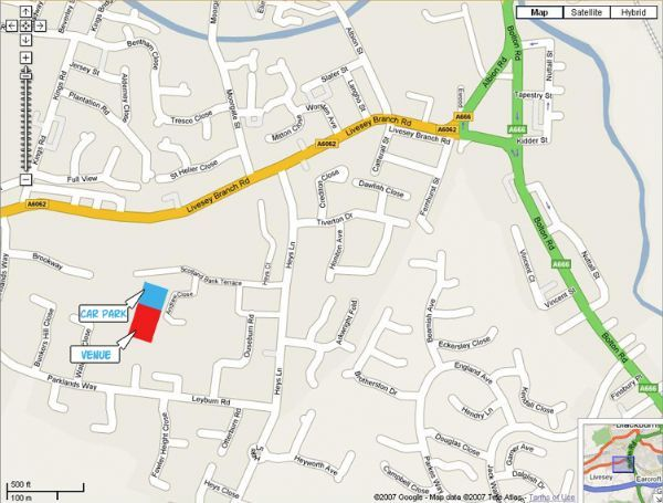 Livesey C & AA Centre Map 02