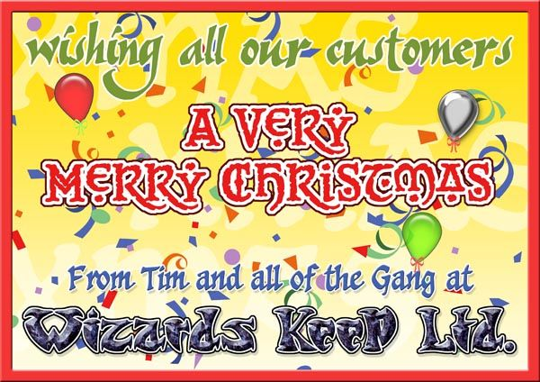 Christmas 2009 Greeting Banner