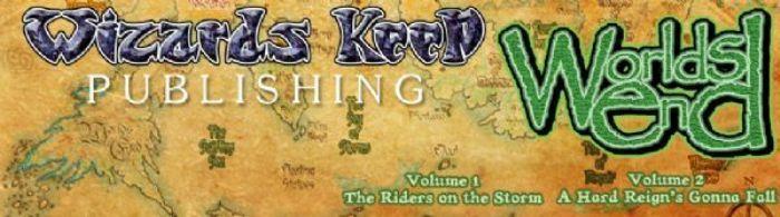 Wizards Keep - Worlds End Header - Footer Banner 01