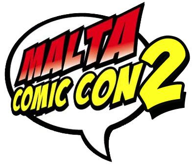 MaltaComicCon 2 LOGO