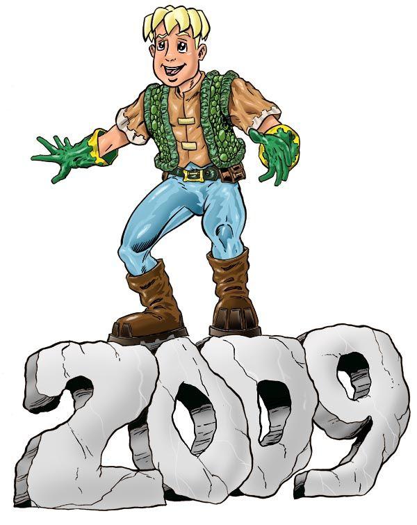 Ralf on 2009 Rocky Logo