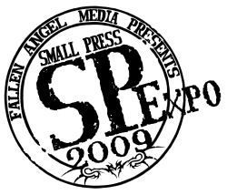 Small Press Expo LOGO 2009