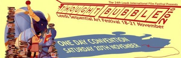 Thought Bubble 2010 LOGO