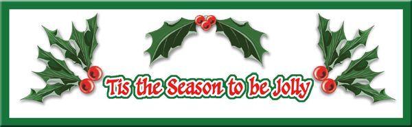 Christmas News Page Header