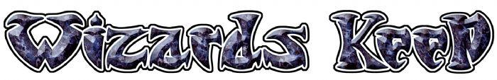 Wizards Keep Logotype