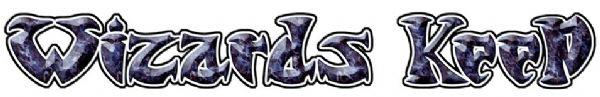 Wizards Keep Logo