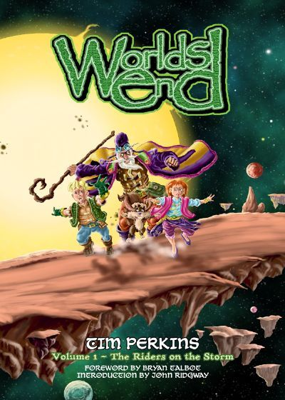 Worlds End Vol 1 Cover