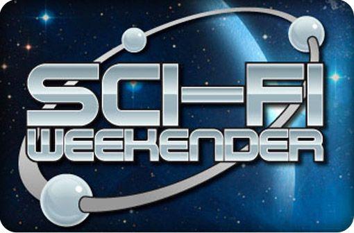 SCIFIWEEKENDER logo