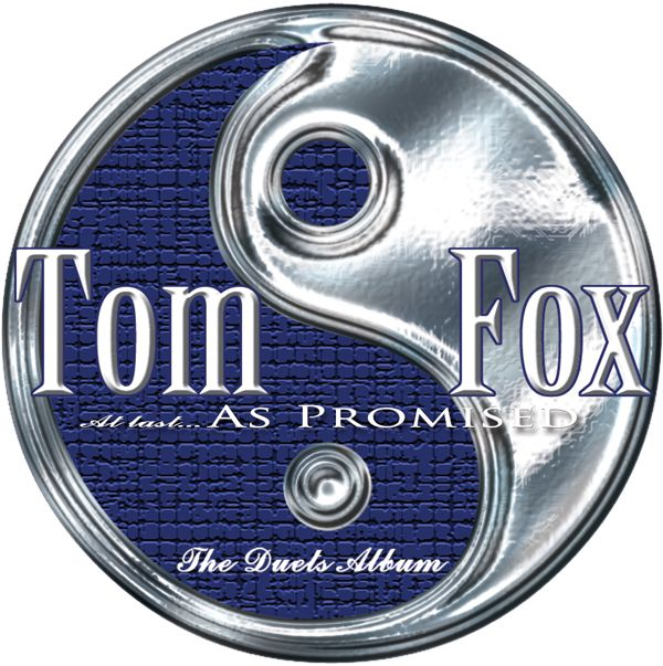 Tom Fox CD Label