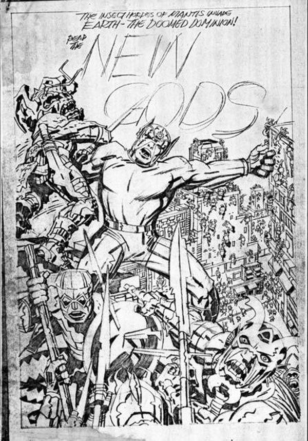 Jack Kirby Art 003