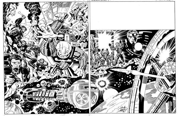 Jack Kirby Art 007