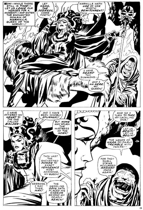 Jack Kirby Art 015