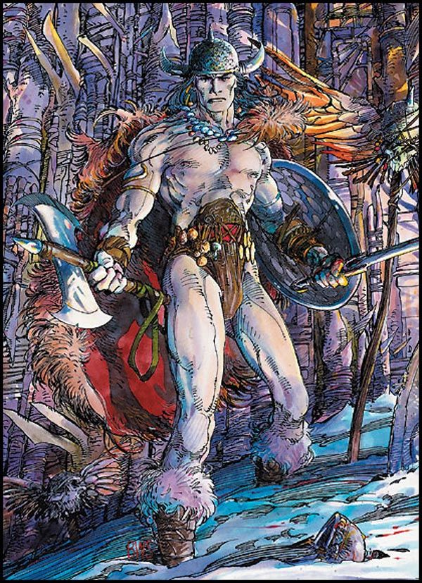 Barry Windsor Smith 013