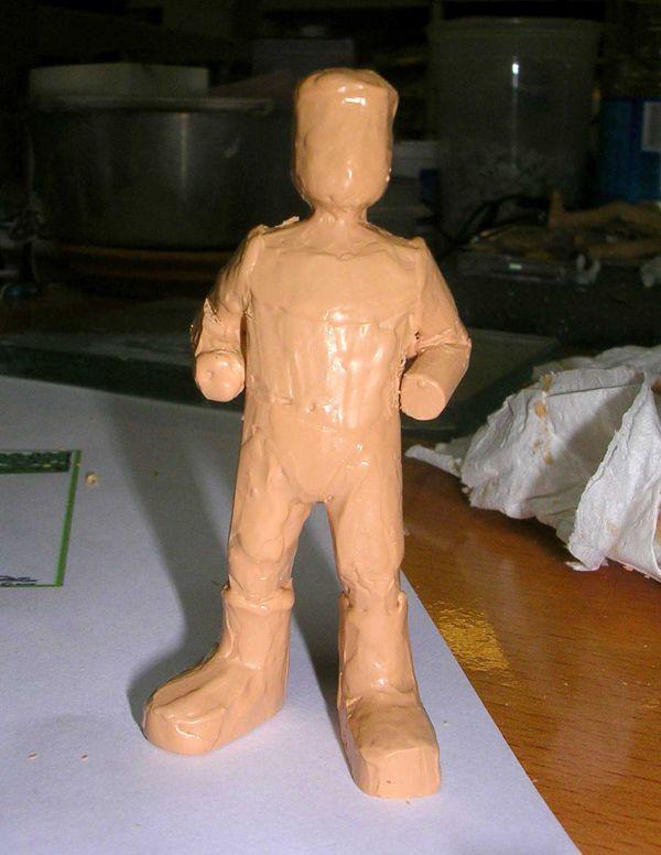 01 Ralf Sculpt
