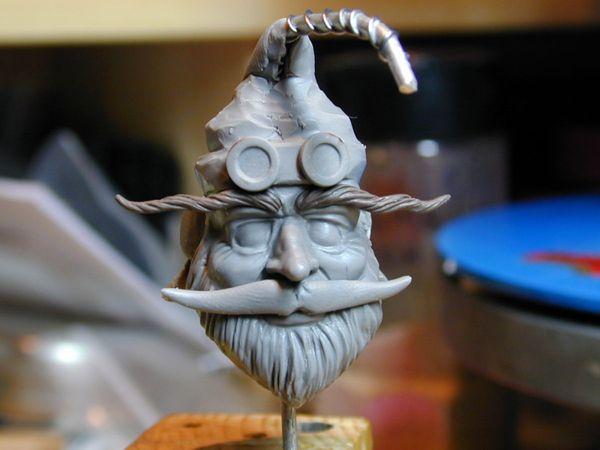 03 Gweldar Sculpt