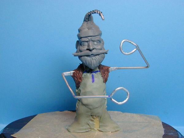 05 Gweldar Sculpt