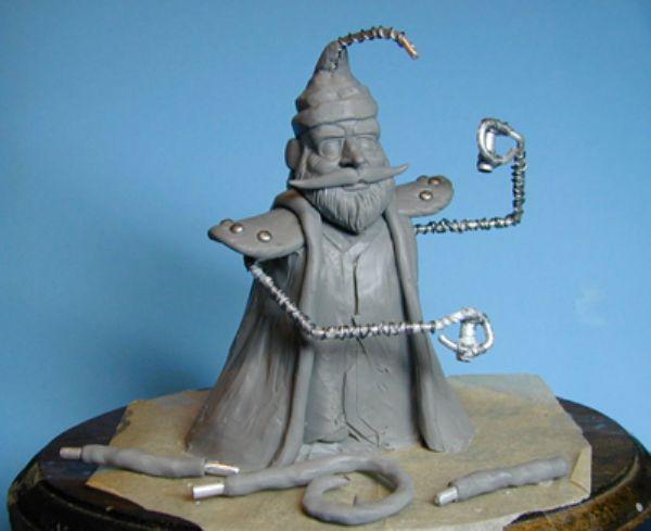 12 Gweldar Sculpt