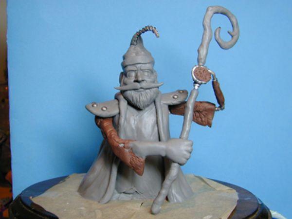 13 Gweldar Sculpt