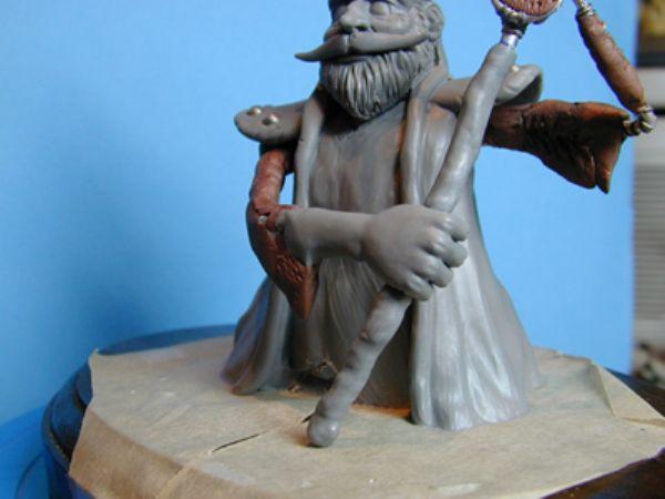 14 Gweldar Sculpt