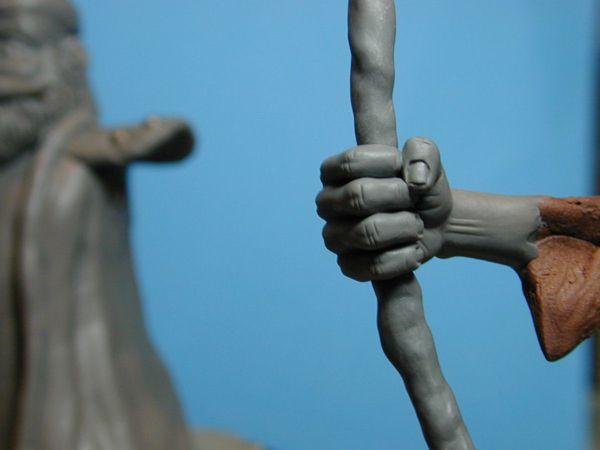15 Gweldar Sculpt