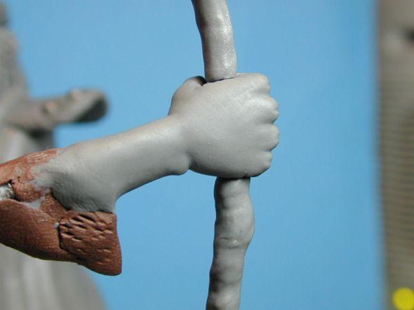 16 Gweldar Sculpt