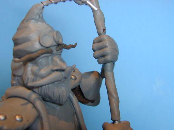 19 Gweldar Sculpt