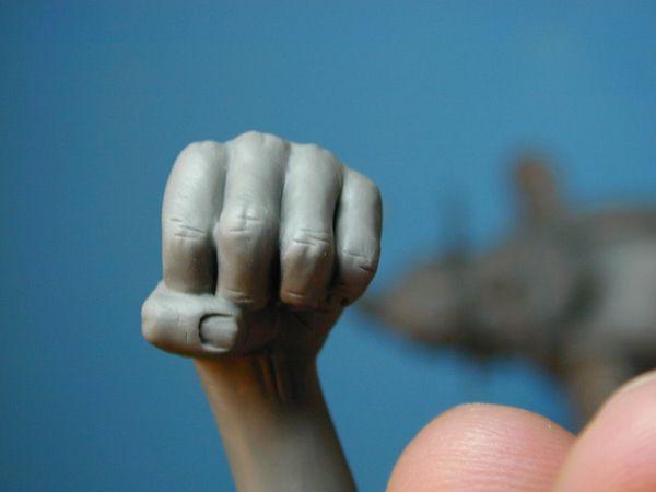 21 Gweldar Sculpt