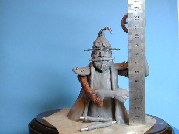 22 Gweldar Sculpt