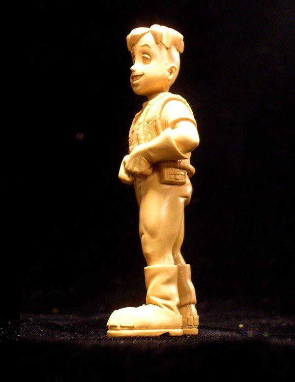 23 Ralf Sculpt