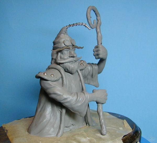 25 Gweldar Sculpt