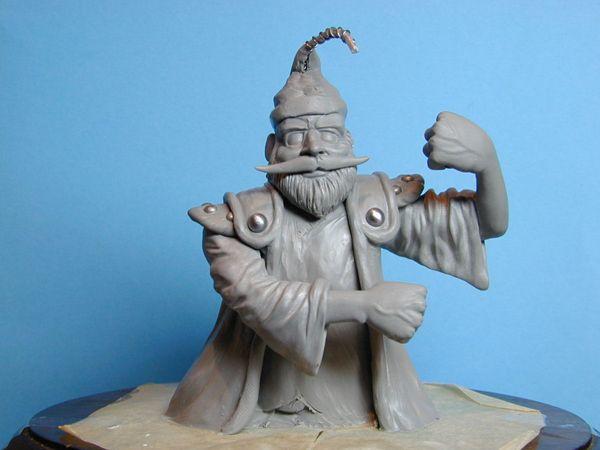 27 Gweldar Sculpt