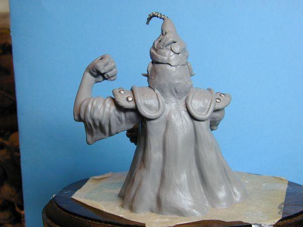 28 Gweldar Sculpt