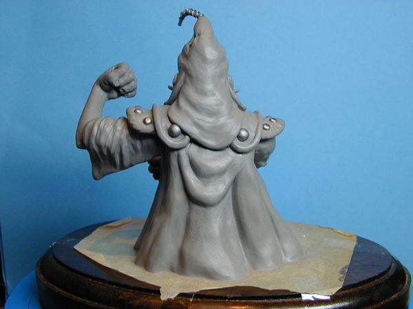 30 Gweldar Sculpt