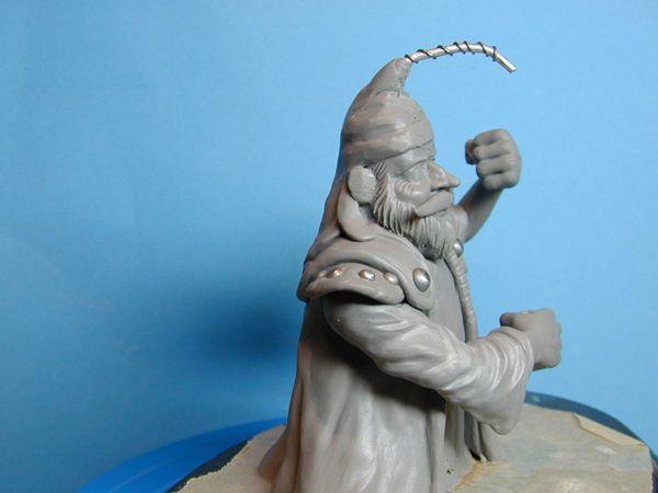 32 Gweldar Sculpt
