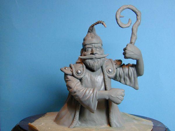 33 Gweldar Sculpt