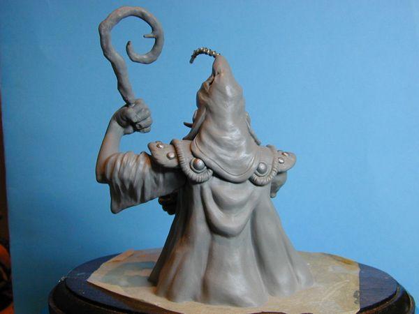 34 Gweldar Sculpt