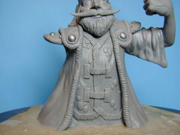36 Gweldar Sculpt