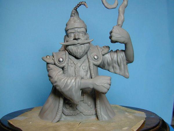 37 Gweldar Sculpt
