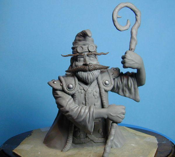 39 Gweldar Sculpt