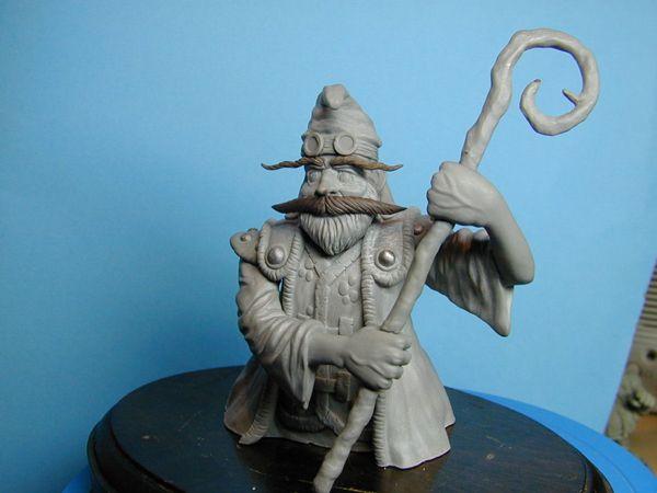 50 Gweldar Sculpt