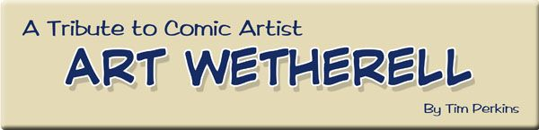 Art Wetherell - Tribute LOGO