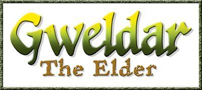 Gweldar the Elder 400dpi LOGO