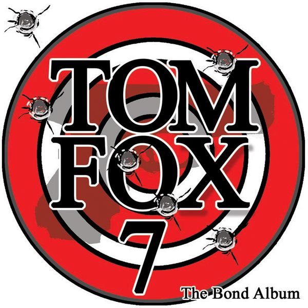 The Bond Album Cover - Tom Fox