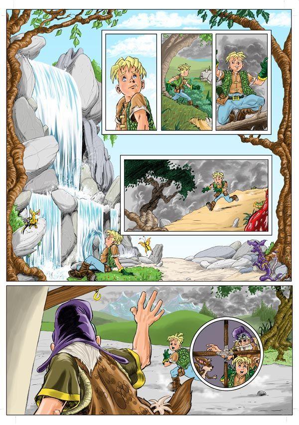 Worlds End Vol 1 Page 02 Colour