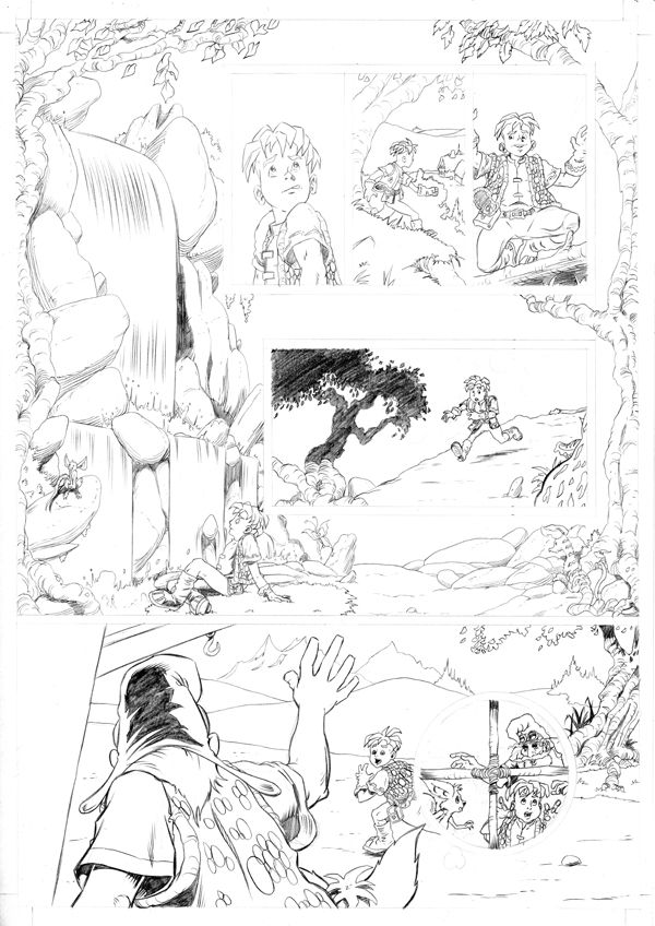 Worlds End Vol 1 Pencils Page 02