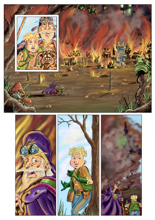 Worlds End GN Vol 01 Page 10